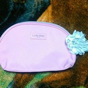 Lancome Paris make up bag